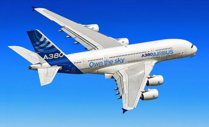 Airbus A380 comemora seu aniversário, mas nenhuma comemoração para o maior avião de passageiros do mundo