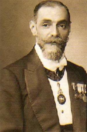 Milanese ingenieur Carlo Allegri (1862-1938)