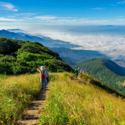 Het dak van Thailand – Doi Inthanon