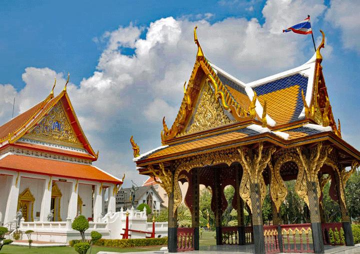 Nationaal Museum Bangkok