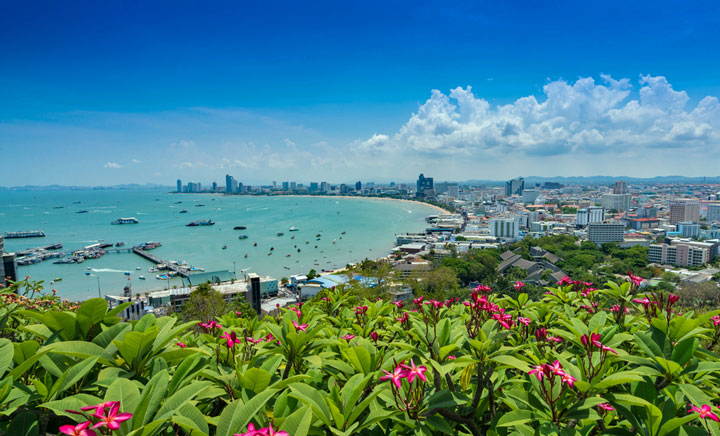 Pratumnak Hill Pattaya