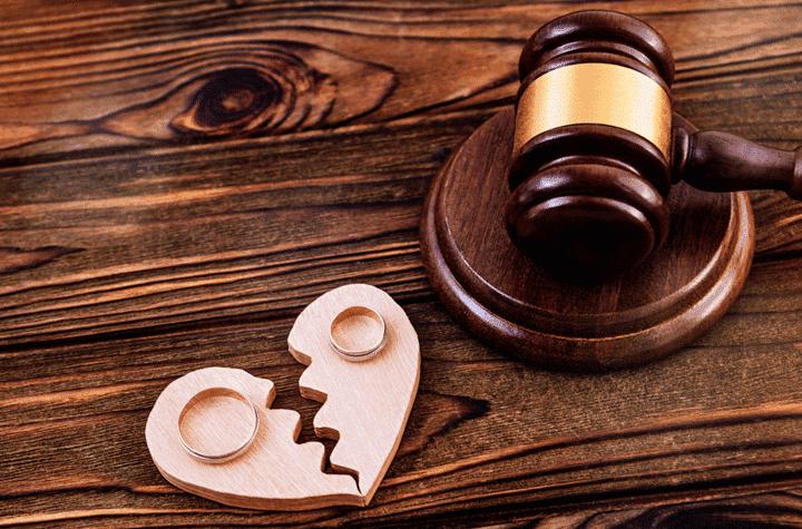 Trial scheiding dating