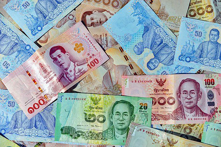 40000 Baht In Euro