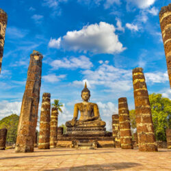Lady Changwat Sukhothai
