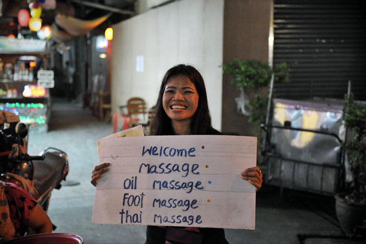 Massage udon thai Thai massage