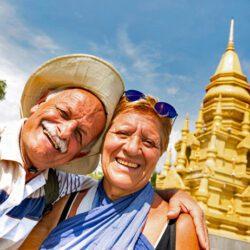 Reisverzekering lang verblijf met verzekeringsverklaring visum (40.000/400.000 Baht Out/In Patient)